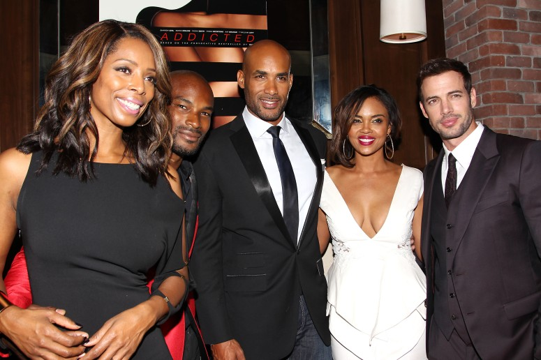 """New York Special Screening of Lionsgate and Codeblack Film's """"ADDICTED"""" - Afterparty"""