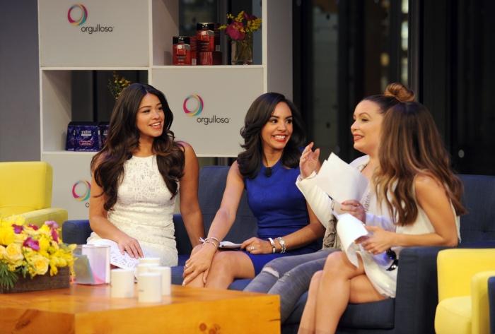Gina Rodriguez, Nina Terrero, Angie Martinez, Lilliana Vazquez