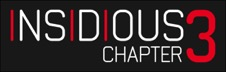 Insidious CH 3 Logo