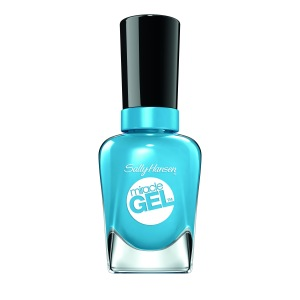 Dive Bar: Let your manicure make a splash by donning this true cerulean blue.