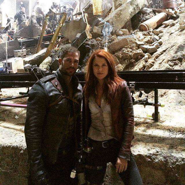 William Levy To Star In Resident Evil The Final Chapter Along Ali Larter Milla Jovovich And Others