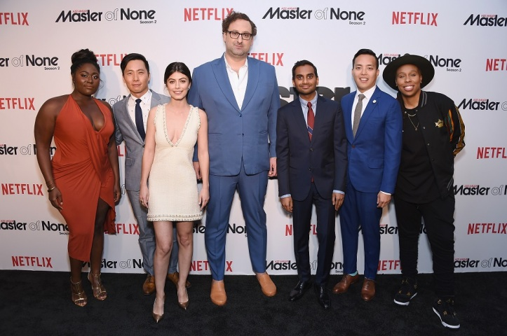 Netflix Master Of None S2, Premiere NY Screening 2017