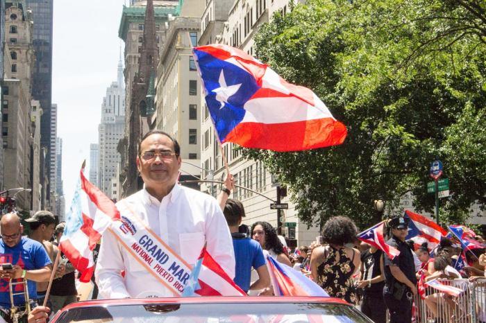 Gilberto Santa Rosa_Parada Puertorriqueña 1