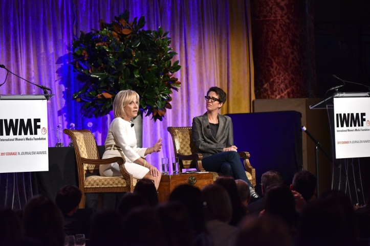 The International Women's Media Foundation's 28th Annual Courage In Journalism Awards Ceremony - Inside