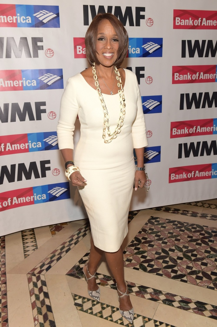 The International Women's Media Foundation's 28th Annual Courage In Journalism Awards Ceremony - Arrivals