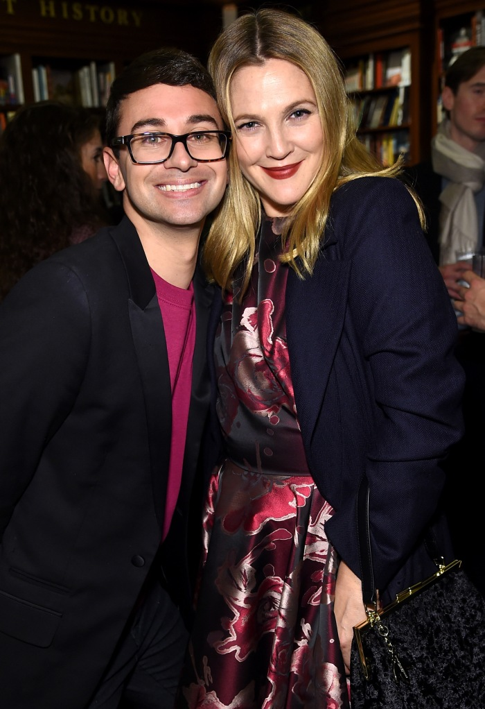 "Christian Siriano Celebrates The Release Of His Book ""Dresses To Dream About"" At The Rizzoli Flagship Store In New York"