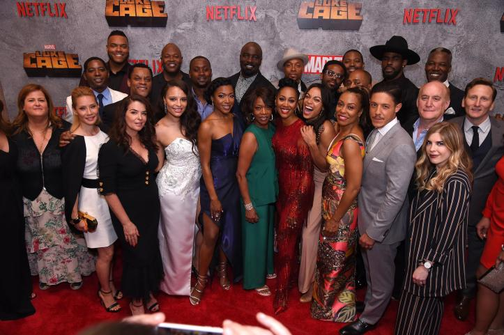Netflix Original Series Marvel's Luke Cage Season 2 New York City Premiere
