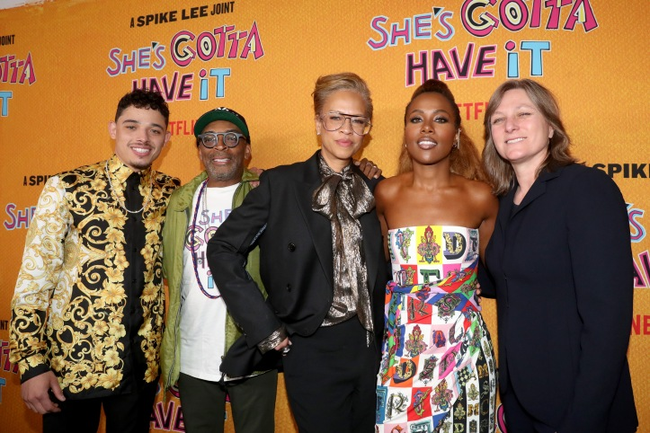 "Netflix's ""She's Gotta Have It"" Season 2 Premiere"