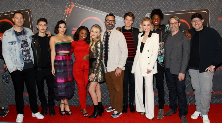 NYCC: Daybreak: A New Netflix Series Premiere and Panel Event
