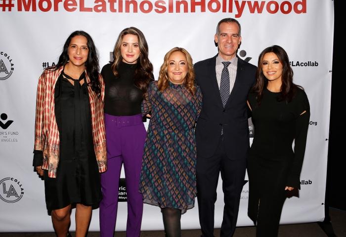 CA: LA Collab: A Movement to Advance Latino Access and Representation in Entertainment